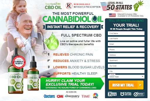 Healing Green CBD