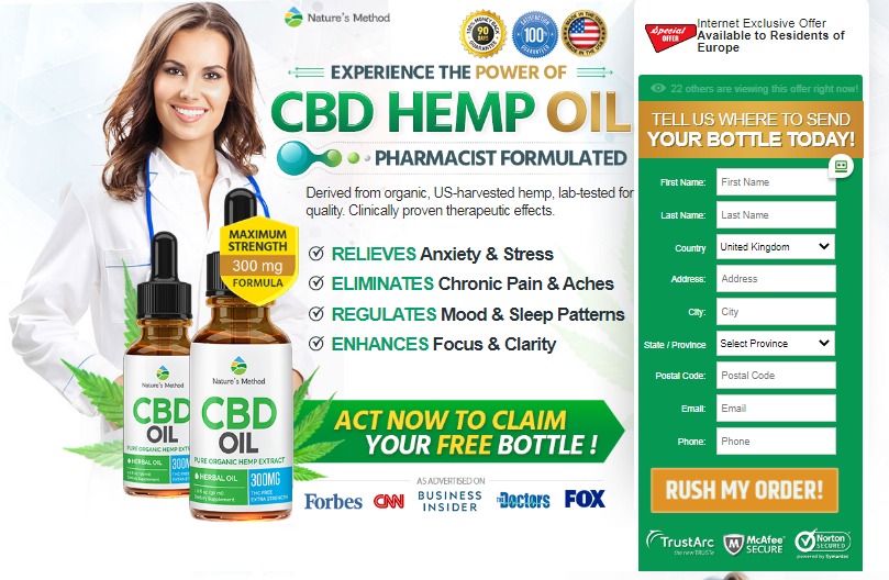 Organic Line CBD Oil UK
