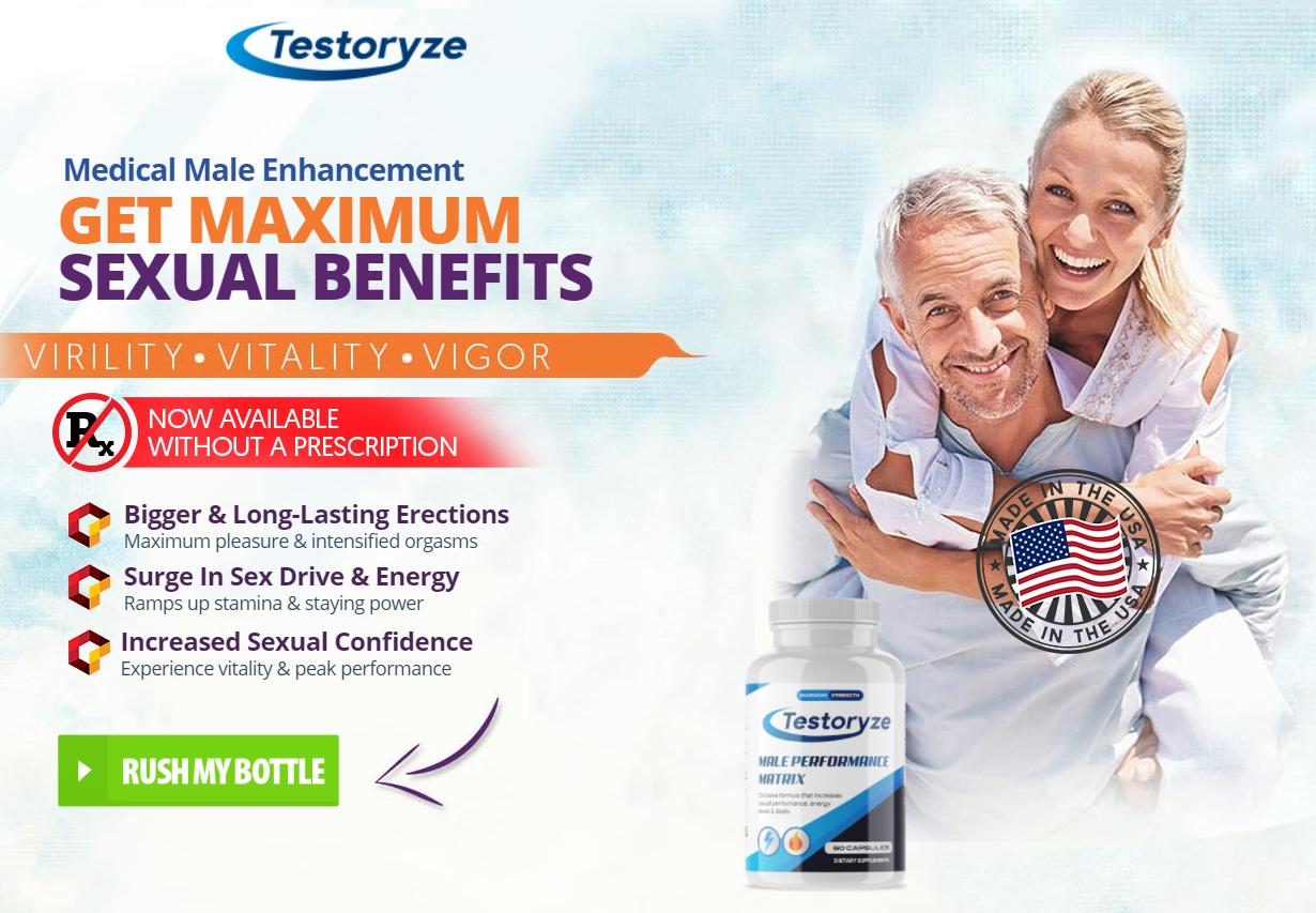 testoryze price