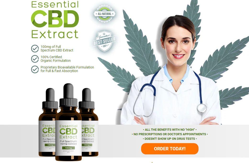 Essential CBD Extract australia