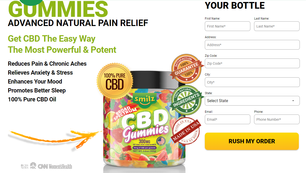Rejuv Boost CBD Gummies