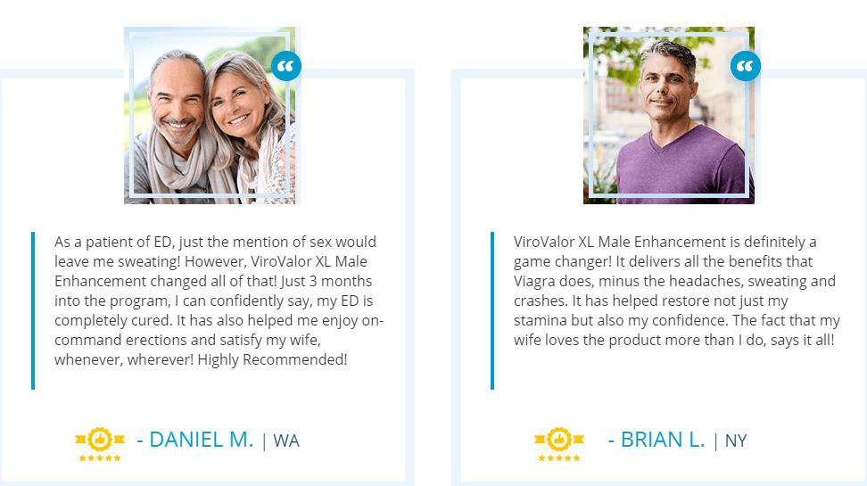 ViroValor XL Male Enhancement reviews