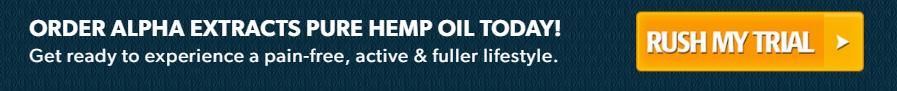 Alpha Extracts Pure Hemp Oil Canada